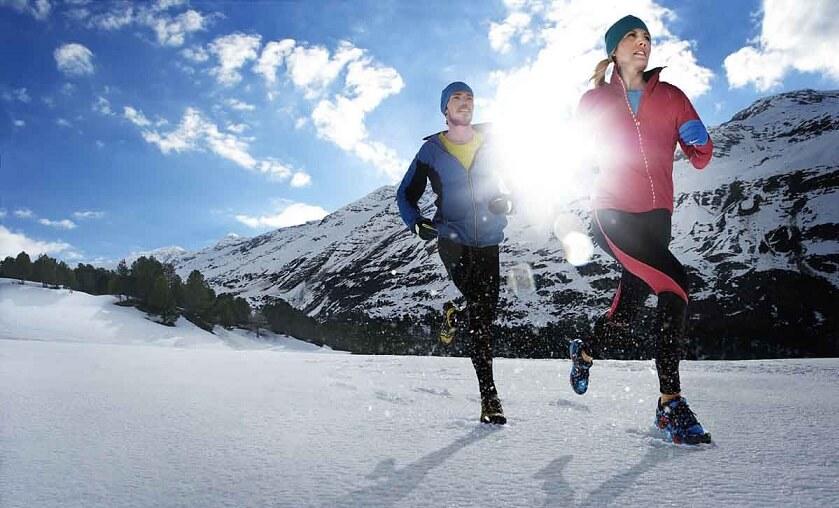 10 نکته برای ورزش در هوای سرد