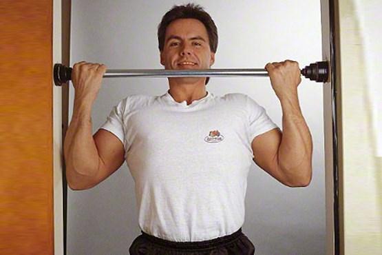جذابترین ورزشها با میله بارفیکس
