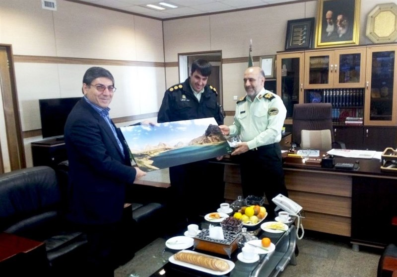 نشست مسئولان پلیس و محیطزیست تهران برای افزایش همکاریها