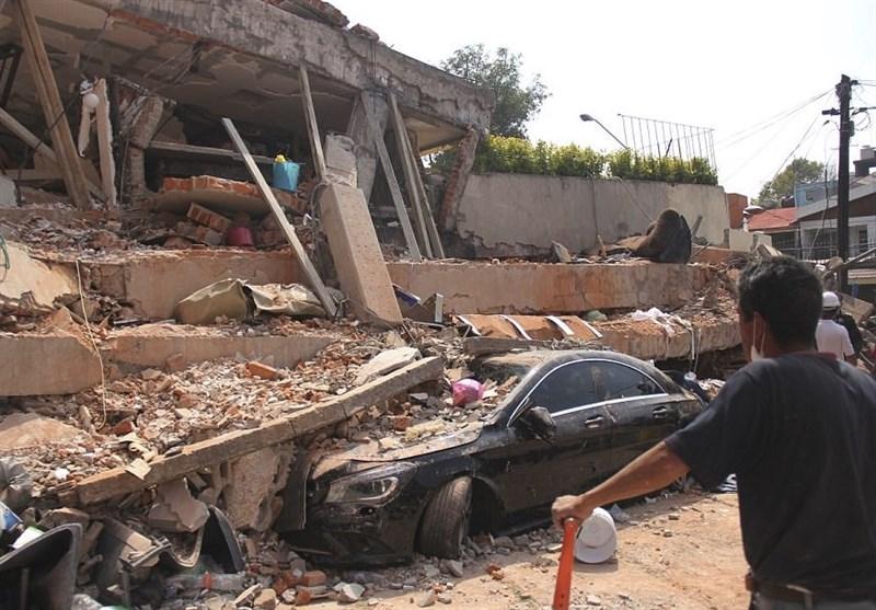 اینفوگرافیک/ هنگام وقوع زلزله چه کارهایی باید انجام داد
