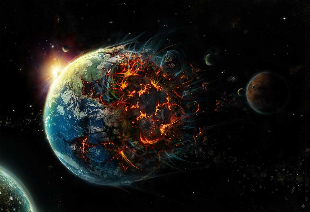 ناسا: 12 بهمن زمین نابود میشود