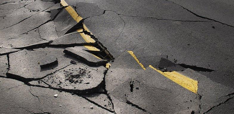 تنها راه نجات از زلزله است