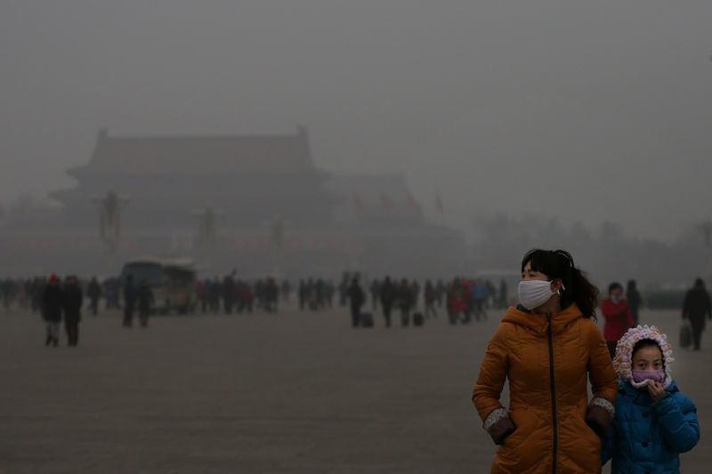 آلودگی هوای پکن چگونه کنترل شد؟