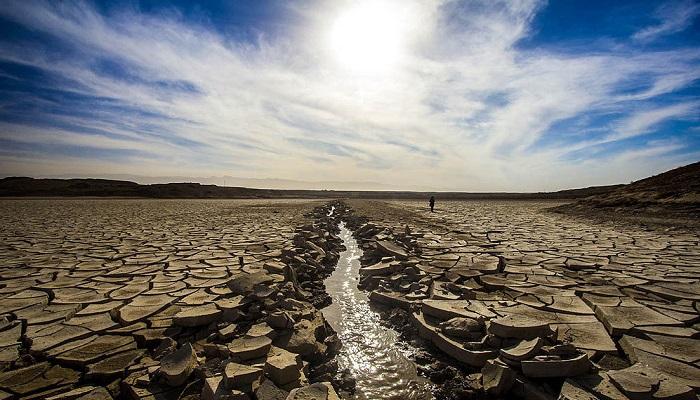 ارتباط زلزله های اخیر با خشکسالی و  کاهش بارش در کشور