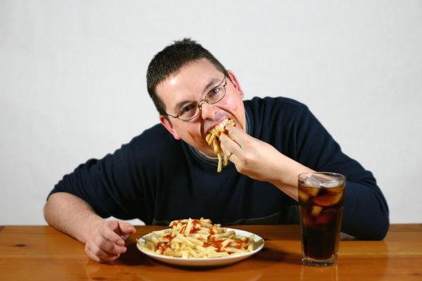 حرص بخورید، چاق شوید!