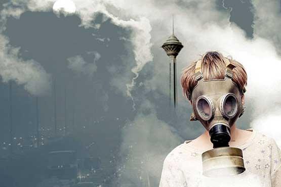 بلایی که آلودگی هوا بر سر چشمها میآورد