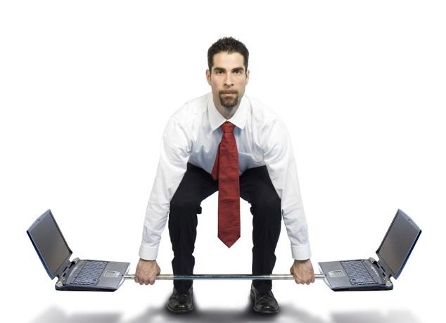 چگونه به سبک زندگی کارمندی وزن کم کنیم؟