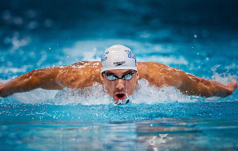 درمان آسیب دیدگی شانه شناگران