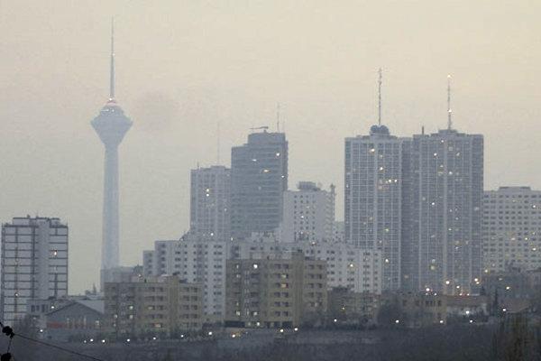 متهم ردیف اول آلودگی هوای پایتخت