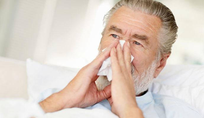 این بیماری تاثیر خطرناکی بر سالمندان دارد!