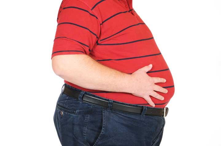 چاقی برای سلامتی مفید است