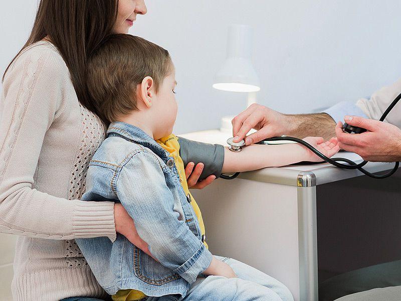 چه کودکانی مستعد ابتلا به فشار خون بالا میشوند؟