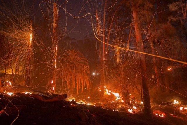 خسارت هنگفت بلایای طبیعی به آمریکا