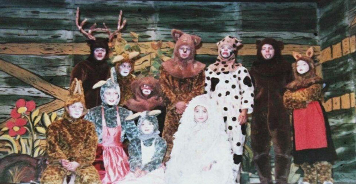عکس زیرخاکی از مهران مدیری در نقش خرس! + عکس
