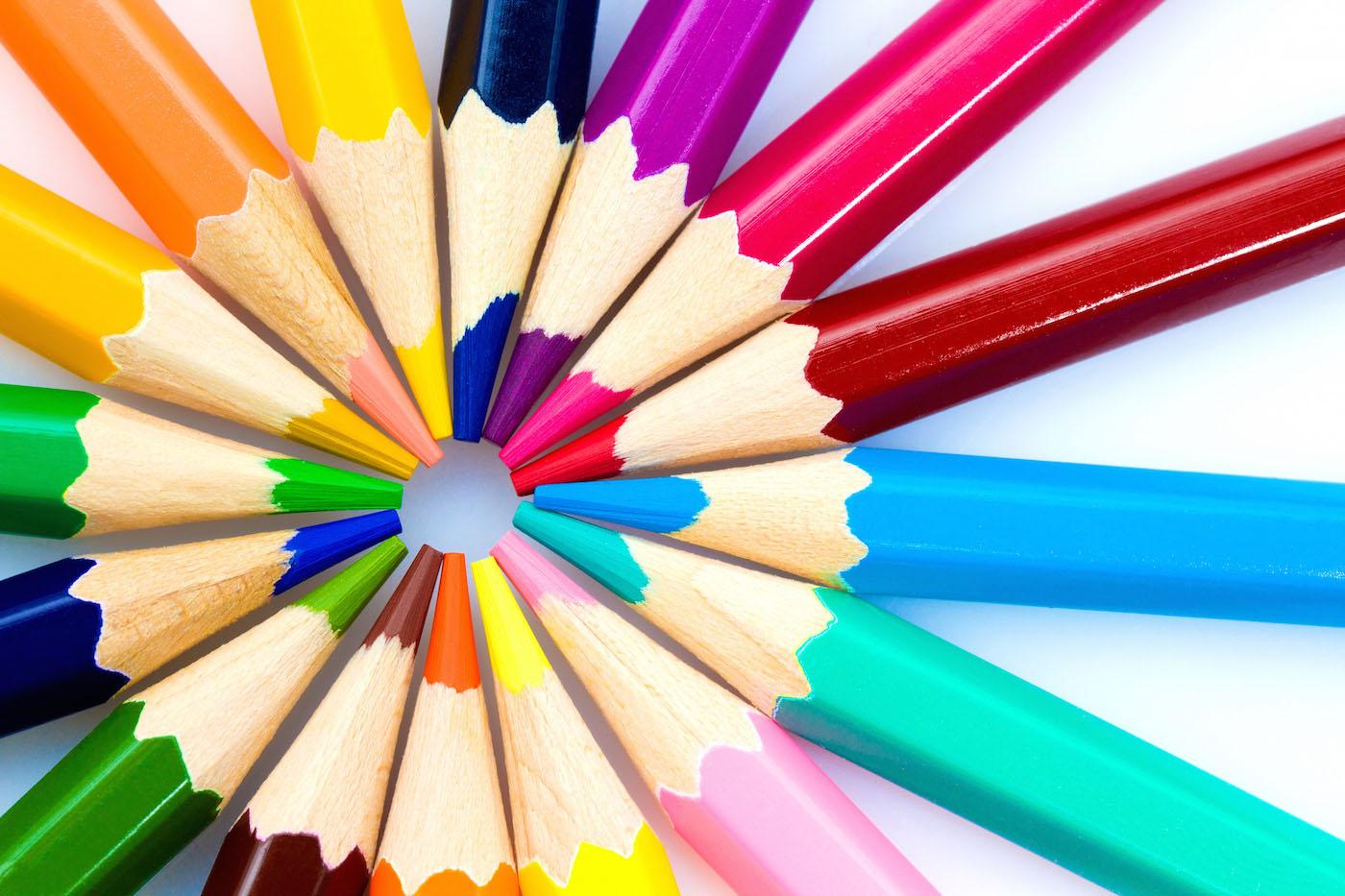 ارتباط شخصیت شما با رنگ مورد علاقه شما