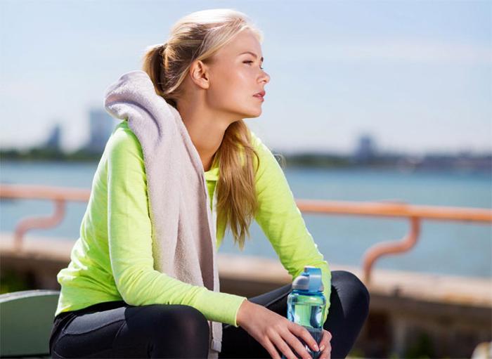 چطور ورزش کنیم و خسته نشویم؟!