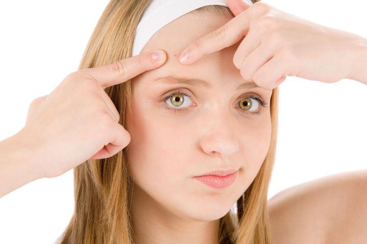 صابونهای اسیدی برای درمان آکنه