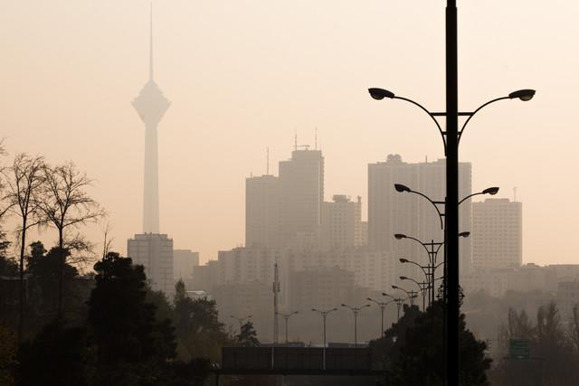 هوای تهران همچنان ناسالم برای حساسها/ پیشبینی افزایش شاخص آلودگی تا بعدازظهر
