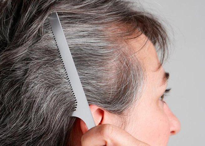 واقعا سفیدی مو را میتوان با شامپو رفع کرد؟