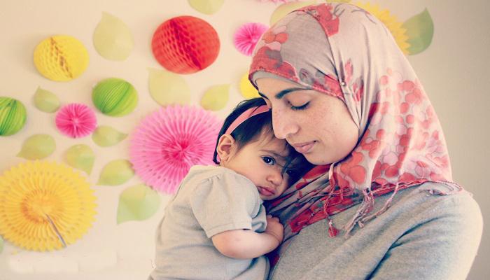 چگونه به کودکانمان آرامش بدهیم ؟