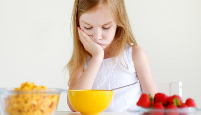 با کودکی که صبحانه نمی خورد چه کنیم ؟