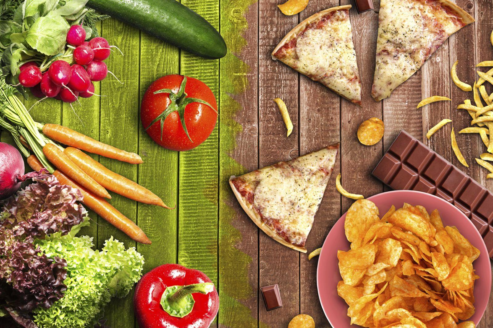 برای داشتن شکمی صاف و تخت هرگز لب به این مواد غذایی نزنید