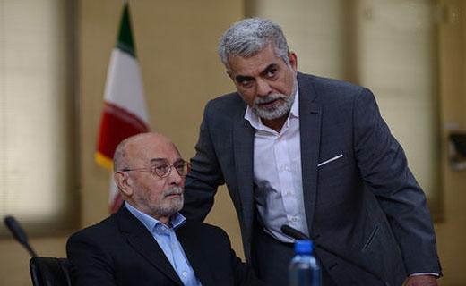 حذف «الله» از پرچم ایران در یک سریال + عکس