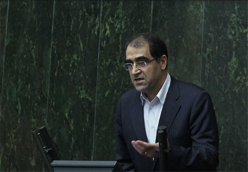 وزیربهداشت : هیچ مامای مردی از سال ۱۳۱۸ در کشور تربیت نشده است