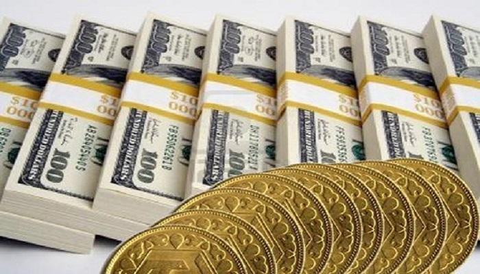 آخرین قیمت سکه و ارز در بازار 24 دی ماه 96