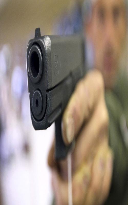 دستگیری سارق زورگیر با شلیک  گلوله