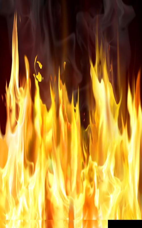 آتش سوزی در یک ساختمان 6 طبقه