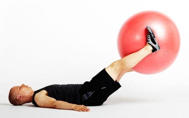شکمی تخت با 10 تمرین ورزشی