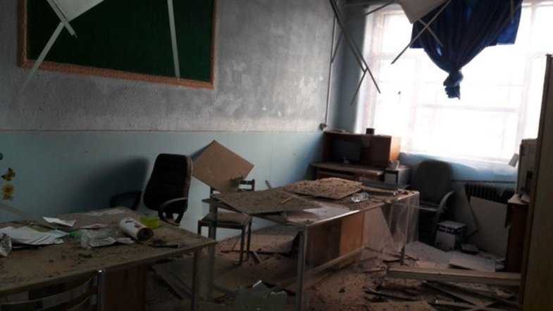 ماجرای ریزش سقف یک مدرسه در تهران + تصاویر