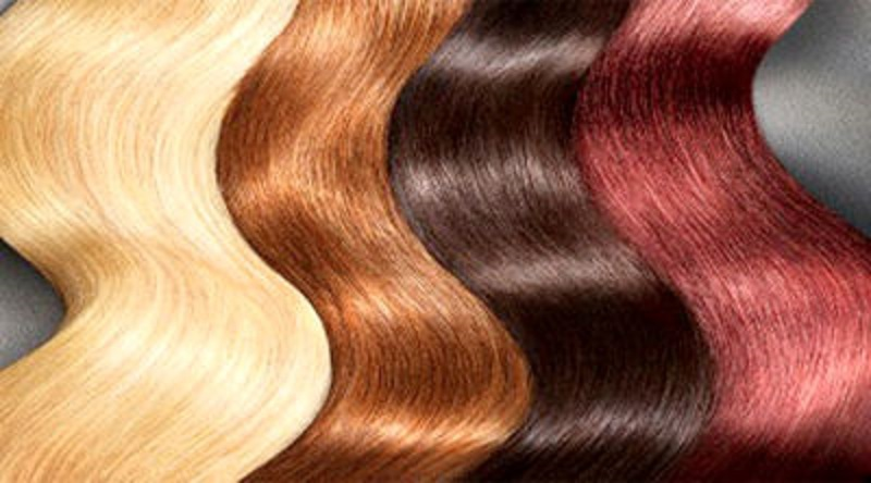 چطور رنگ موها را ایمن استفاده کنیم؟