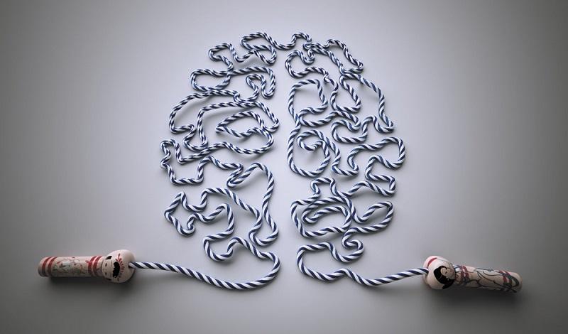 شبکههای عصبی مغز این  افراد اتصالات قویتری دارند