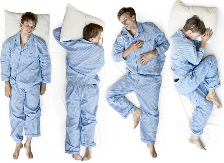 نحوه خوابیدن چه تاثیری بر سلامتی دارد؟