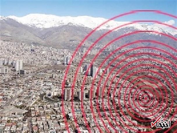 زمینلرزه باز هم تهران را لرزاند (+عکس)