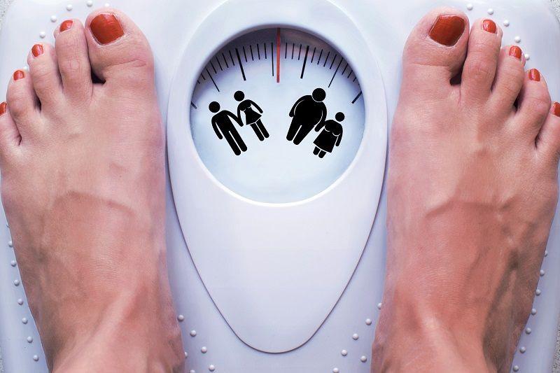 بیماری هایی که دستاورد افزایش وزن است!