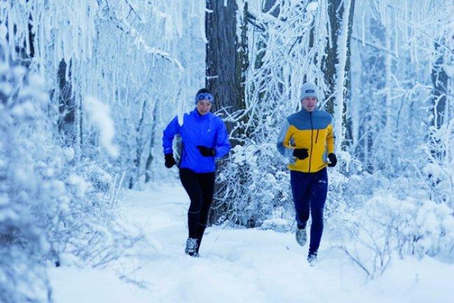 ورزشکاران در فصل سرما چگونه بدن خود را گرم نگه دارند؟