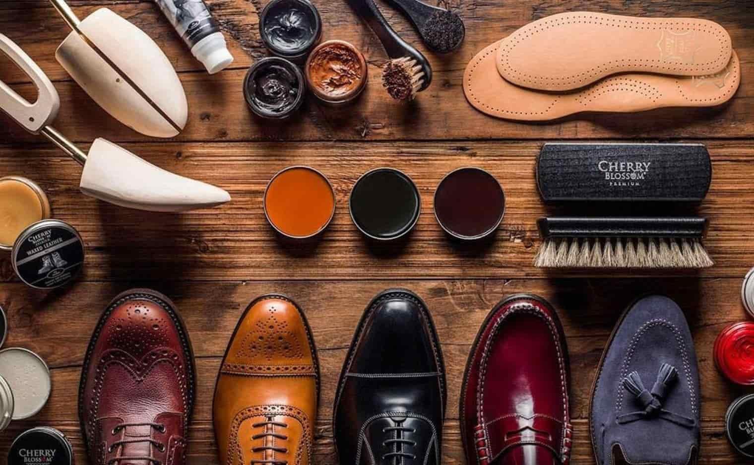 چطور شوره سطح کفش را از بین ببریم؟