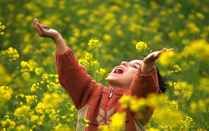 راه های شاد زیستن  را از خداوند بپرسیم