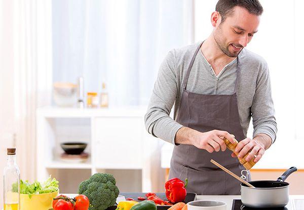 با این تمرینات ورزشی در آشپزخانه لاغر شوید