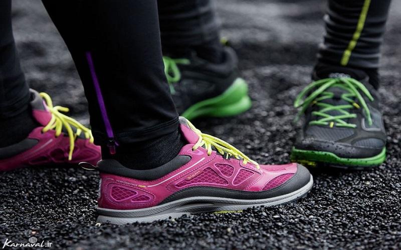 فوت و فن های خرید بهترین کفش برای پیاده روی