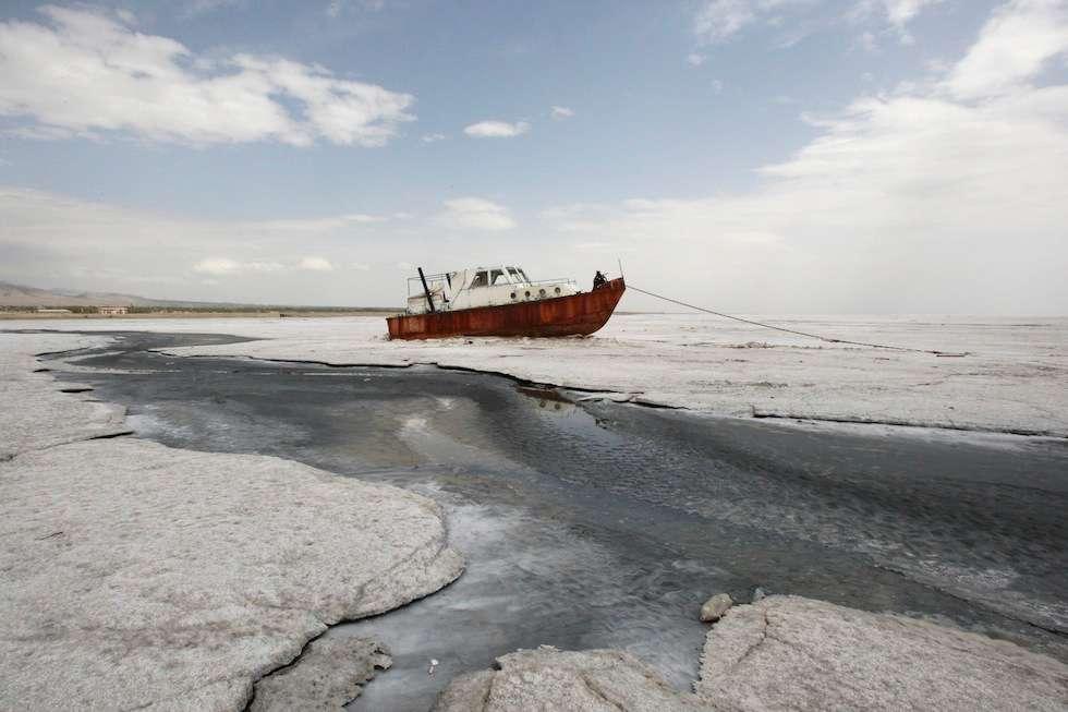 روزهای خشک تری در انتظار ایران است