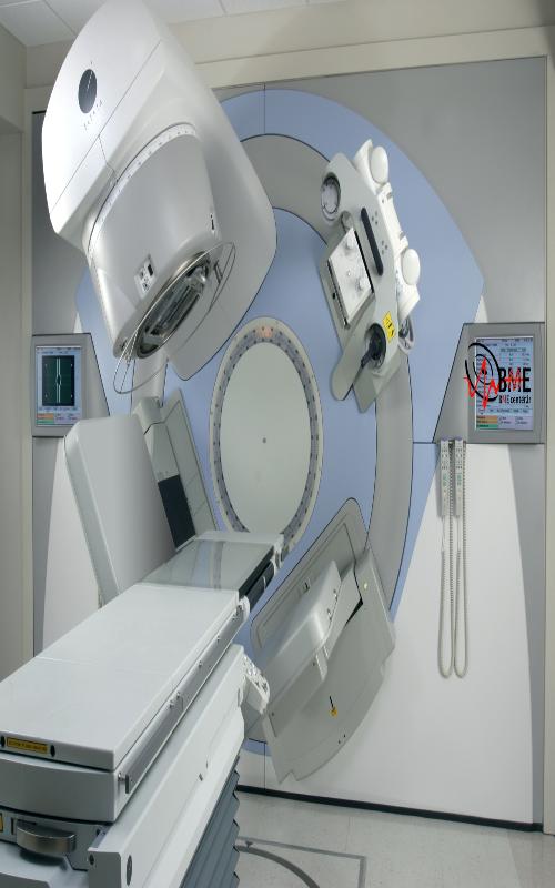 اهداء یک دستگاه رادیوتراپی به دانشگاه علوم پزشکی قزوین