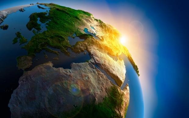 به  پایان دردناک کره زمین نزدیک میشوید