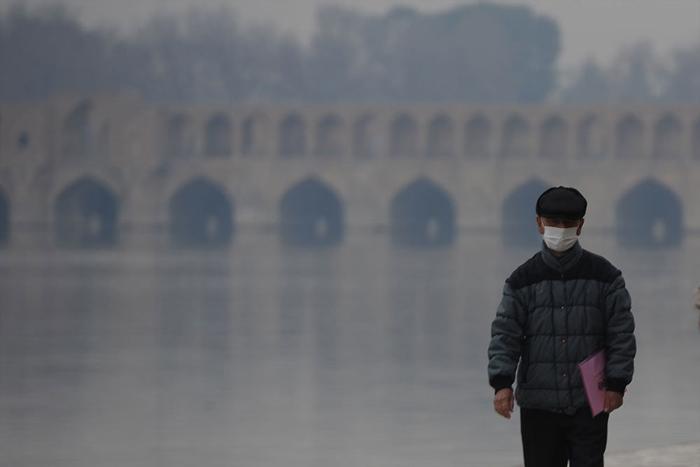 کاهش کیفیت هوا در غرب و جنوبغرب کشور از فردا