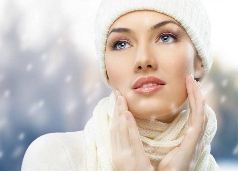 ۵ فایده آبوهوای سرد برای پوست!