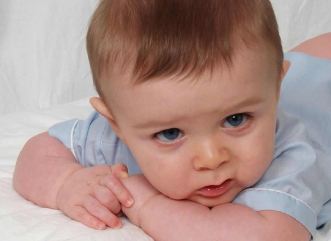 درمان خانگی دل پیچه نوزاد