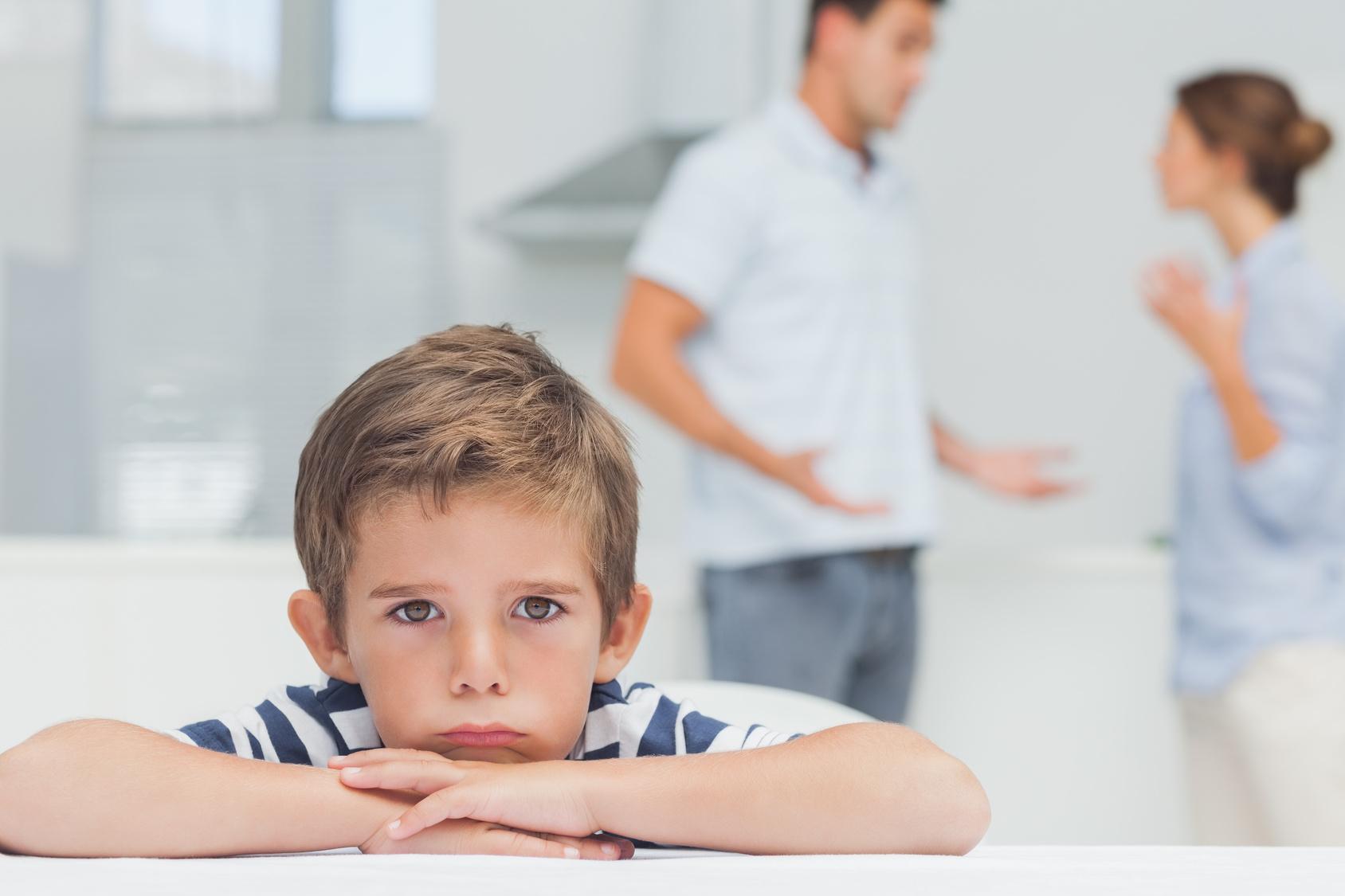 خیانت والدین در فرزندان تکرار میشود